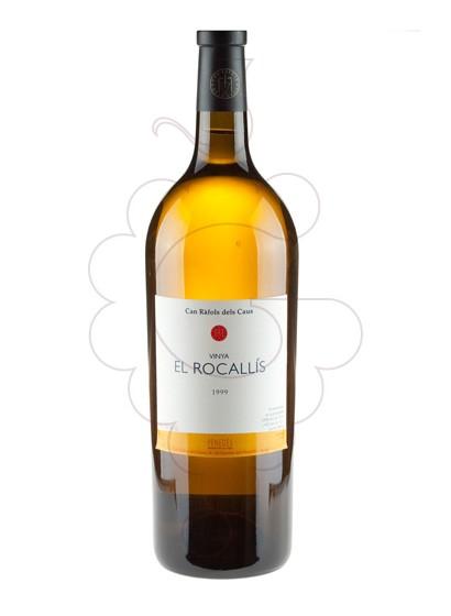 Foto El Rocallis Magnum vino blanco