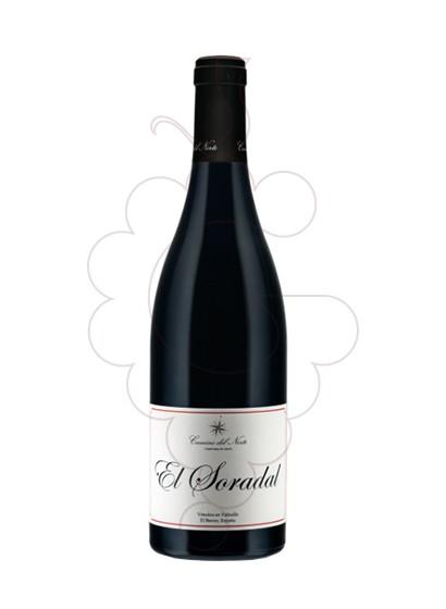 Foto El Soradal vino tinto