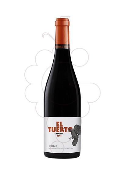 Foto El Tuerto Crianza vino tinto