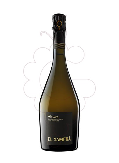 Foto El Xamfra Gran Reserva vino espumoso