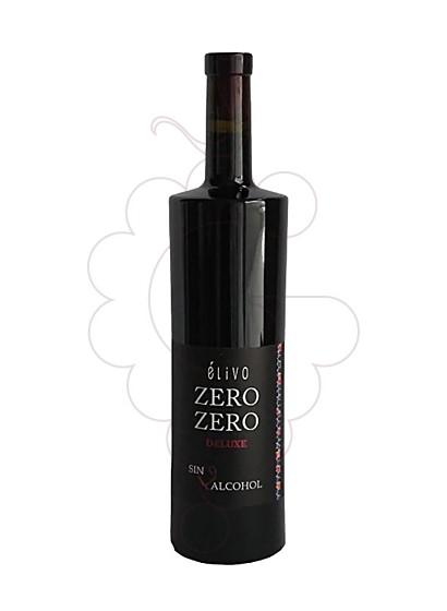 Foto Vino sin alcohol Elivo zero deluxe negre 75 cl