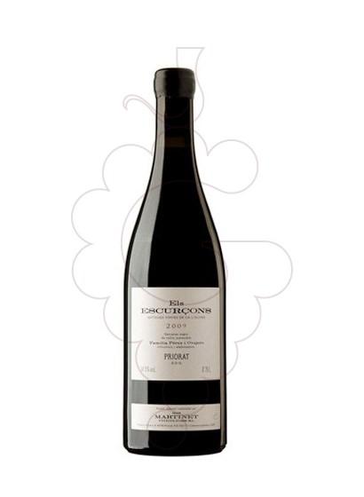 Foto Els Escurçons  vino tinto