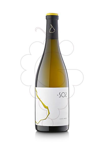 Foto -SO2 vino blanco