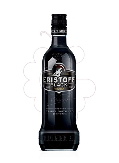 Foto Licor Eristoff Black