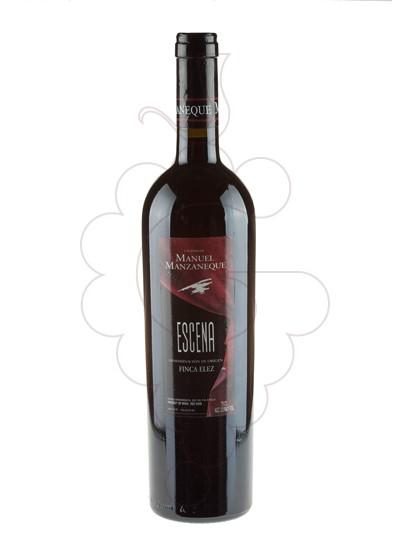 Foto Escena Manzaneque Negre vino tinto