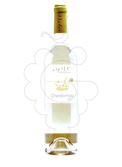 Foto Espelt chardonnay vino blanco