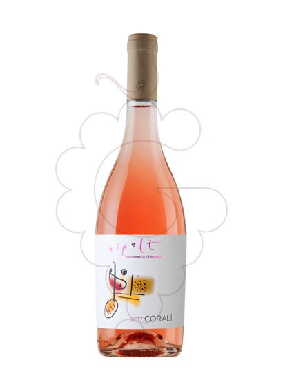 Foto Espelt Coralí vino rosado