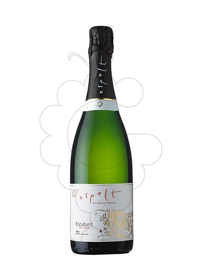 Foto Espelt Escuturit Reserva Brut Nature vino espumoso
