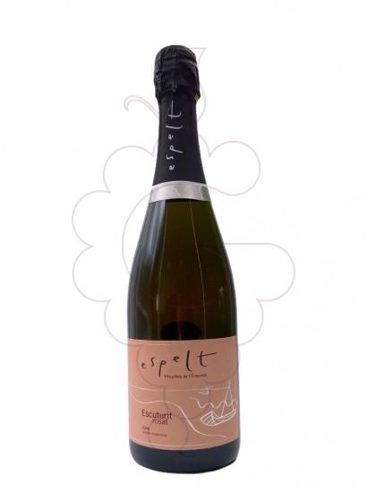 Foto Espelt Escuturit Brut Rose vino espumoso