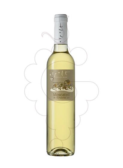 Foto Moscatell Espelt (mini) vino generoso