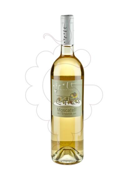Foto Moscatell Espelt vino generoso