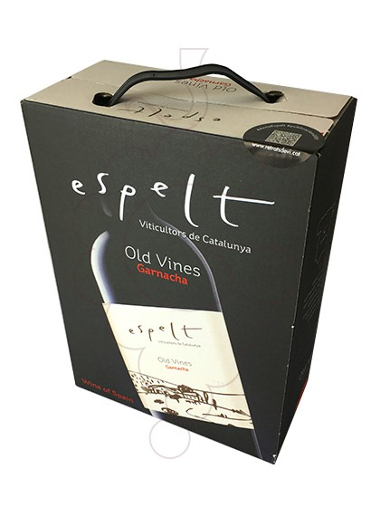 Foto Espelt Negre Bag in Box vino tinto