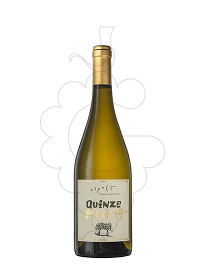 Foto Espelt Quinze Roures vino blanco