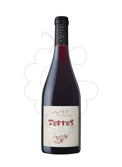 Foto Espelt Terres Negres  vino tinto