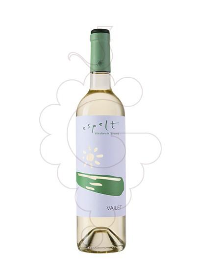 Foto Espelt Vailet vino blanco