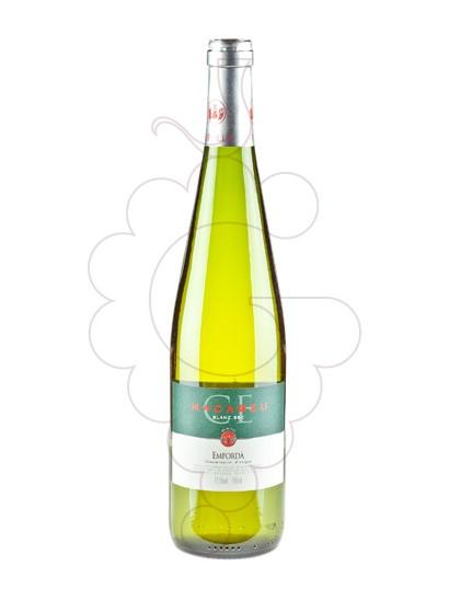 Foto Espolla Blanc Sec Macabeu vino blanco