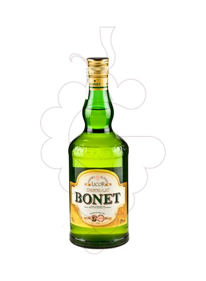 Foto Licor Estomacal Bonet