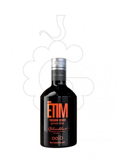 Foto Etim Negre Dolç vino generoso