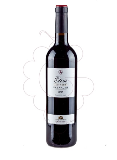 Foto Etim Negre Grenache vino tinto