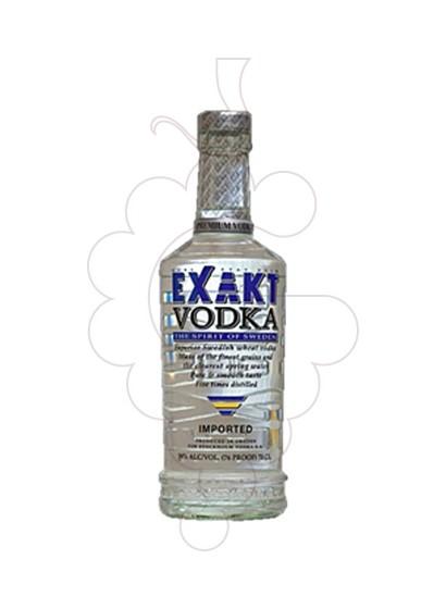 Foto Vodka Exakt