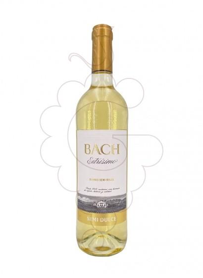 Foto Bach Blanco Dulce vino blanco