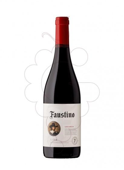 Foto Faustino Crianza vino tinto
