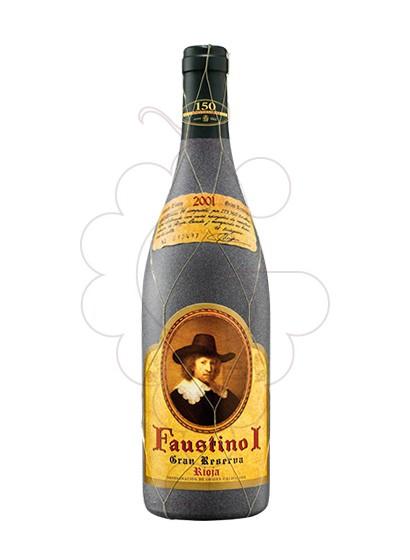 Foto Faustino I Especial Gran Reserva vino tinto