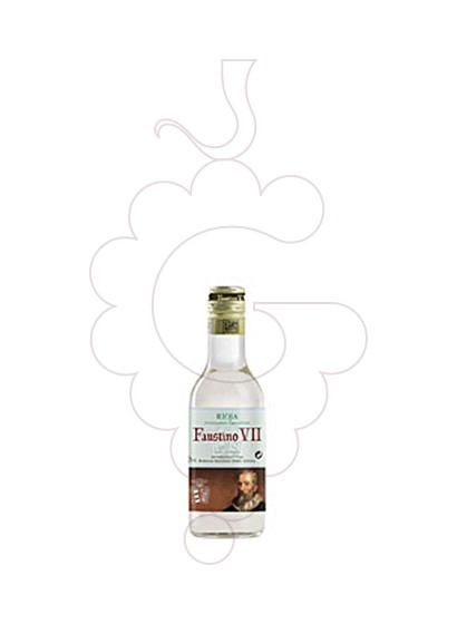 Foto Faustino VII Blanc (mini) vino blanco