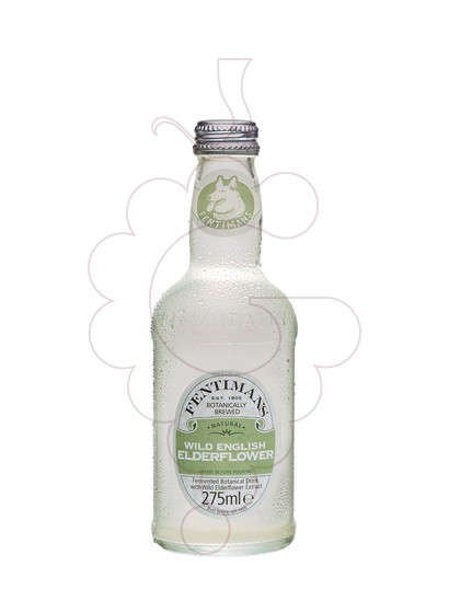 Foto Refrescos Fentimans Wild English Elderflower