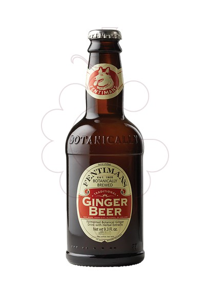 Foto Refrescos Fentimans Ginger Beer