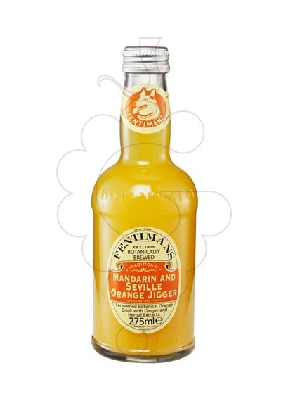 Foto Refrescos Fentimans Mandarin and Orange