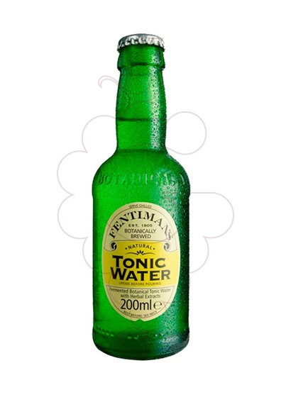 Foto Refrescos Fentimans Tonic Water