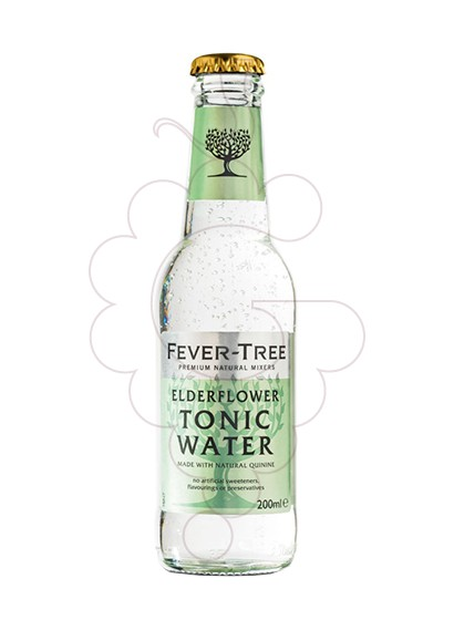 Foto Refrescos Fever-Tree Elderflower