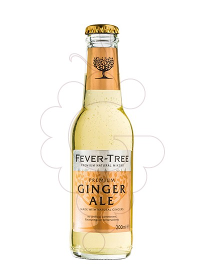 Foto Refrescos Fever-Tree Ginger Ale
