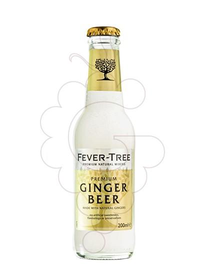 Foto Refrescos Fever-Tree Ginger Beer