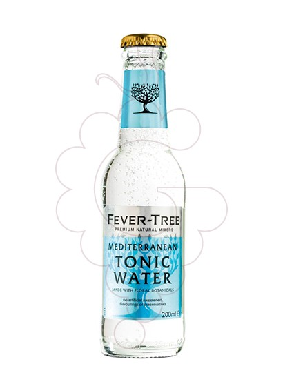 Foto Refrescos Fever-Tree Mediterranean Tonic Water