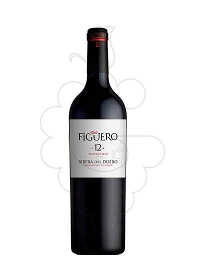 Foto Figuero 12 Meses Crianza (mini) vino tinto