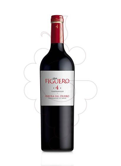 Foto Figuero 4 Meses Roble vino tinto