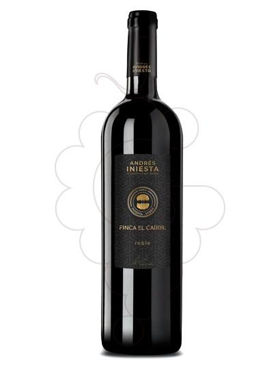 Foto Finca el Carril Negre vino tinto