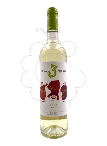 Foto Finca Els 3 Frares Blanc vino blanco