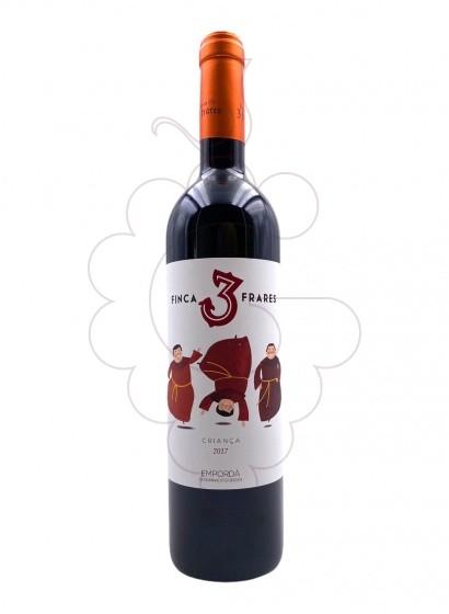 Foto Finca Els 3 Frares Negre vino tinto