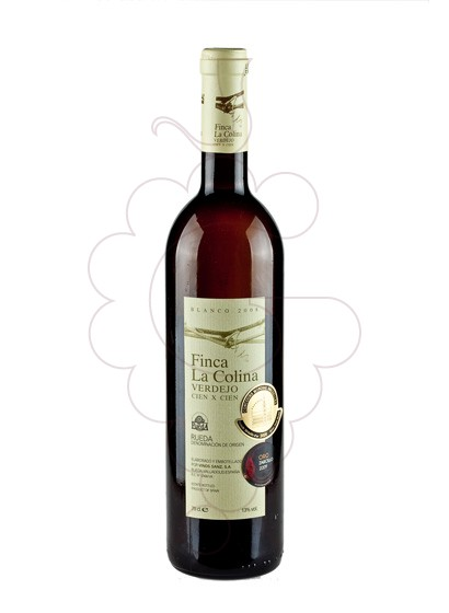 Foto Finca la Colina Blanc Verdejo vino blanco