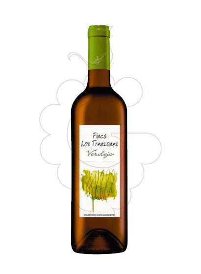 Foto Finca los Trenzones Verdejo vino blanco
