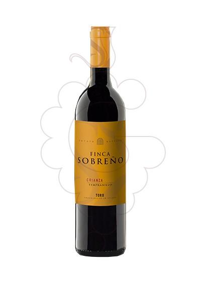 Foto Finca Sobreño Crianza vino tinto