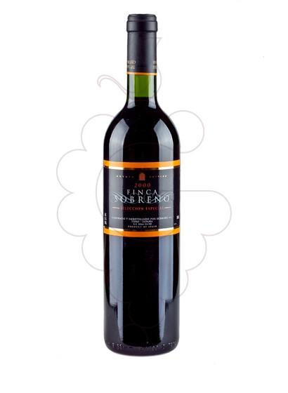 Foto Finca Sobreño Selecció Especial vino tinto