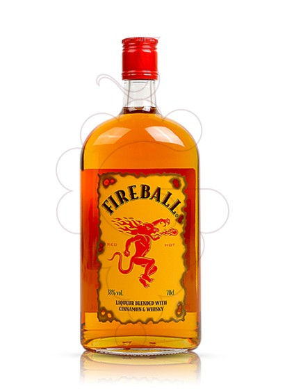 Foto Licor Fireball