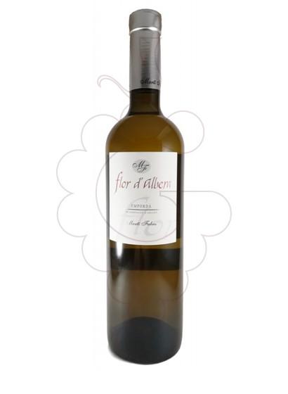 Foto Flor d'Albera vino blanco