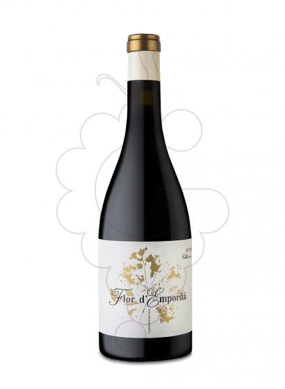 Foto Flor d'Empordà vino tinto
