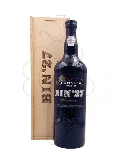 Foto Fonseca BIN 27 Magnum vino generoso