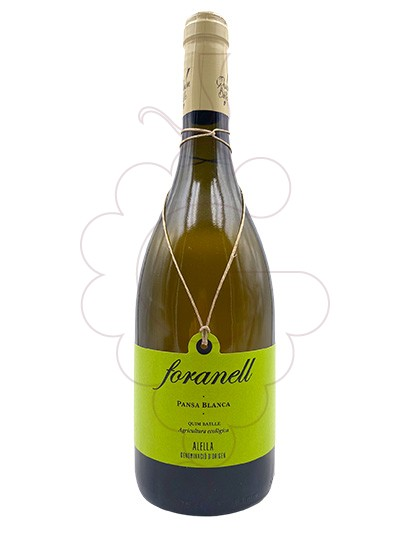 Foto Foranell Pansa Blanca vino blanco